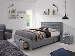 Кровать Кровать Signal Ines 160x200 (серый)