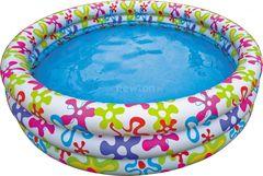 Бассейн Бассейн Intex Надувной бассейн Intex Color Splash 168х41 56440