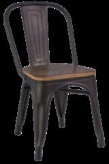 Кухонный стул Signal Loft (орех/ графит)