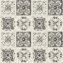Обои Rasch Tiles & More XIII 885316