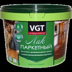 Лак Лак ВГТ Акриловый паркетный 0,9 кг (полуматовый)