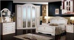 Спальня ФорестДекоГрупп Валерия-5 жемчуг