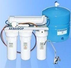 Фильтр для очистки воды Фильтр для очистки воды Аквафор Осмо