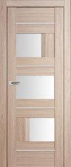 Межкомнатная дверь Межкомнатная дверь Profil Doors 39X Капучино Мелинга (белый триплекс)