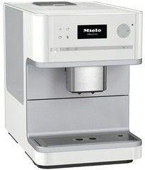 Кофеварка Кофеварка Miele Кофемашина Miele CM 6350 (White)
