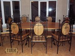 Мебель для баров, кафе и ресторанов Твен Набор Мебели НБ-03