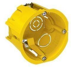 Электромонтажная коробка Schneider Electric установочная для полых стен 68x45 IMT35150