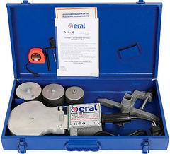 Столярный и слесарный инструмент Eral Makina ER-03 SET 2000 Вт сварочный аппарат для полипропиленовых труб