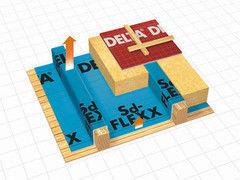 Пароизоляция Delta (Dorken) Sd-Flexx