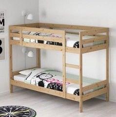 Двухъярусная кровать Европротект Из массива сосны (700х1600)