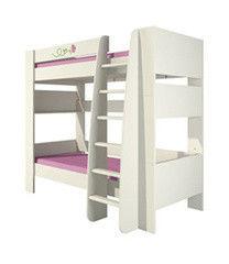 Двухъярусная кровать Мебель-Неман Розалия КРД180 1Д1