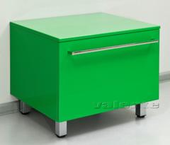 Зеленая мебель для ванной Valente Тумба высокая Severita S13