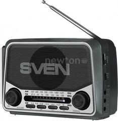 Радиоприемник Радиоприемник Sven Радиоприемник SVEN SRP-525 черный