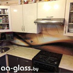 Скинали AA-Glass Скинали 10 из закаленного стекла 6мм + фотопечать (УФ-запекание)