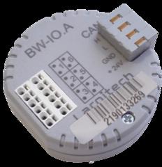 Умный дом Larnitech 6-канальный модуль ввода/вывода BW-IO