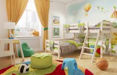 Детская кровать Детская кровать Мебельград Соня (вариант 8)