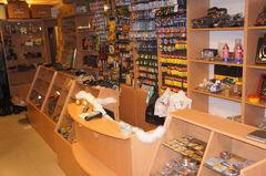 Торговая мебель Торговая мебель Фельтре Охота, рыболовство 1