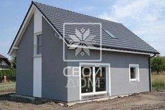 Каркасный дом Каркасный дом Свой Дом Пример 38