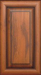 Мебельный фасад Мебельный фасад ЗОВ-Профиль Турин 1 глухой Дуб