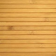 Декоративная стеновая панель Декоративная стеновая панель Бамбуковый рай Коньяк (ламель 12 мм)