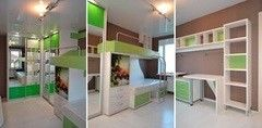 Детская комната Детская комната Novalux Пример 98