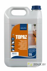 Лак Лак Kiilto TOPAZ-20 полуматовый (5л)