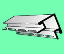 Сайдинг Сайдинг Vox S-12 Угольник наружный (светло-зелёный)