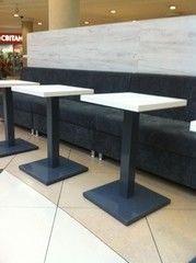 Мебель для баров, кафе и ресторанов Восток-СВ Пример 6 (стол для кафе, баров)