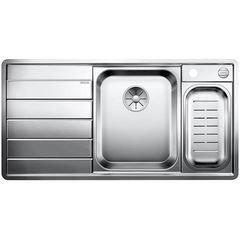 Мойка для кухни Мойка для кухни Blanco Axis III 6S-IF (522104) чаша справа