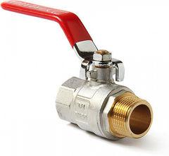 Запорная арматура Pro-Aqua FWL53-M40-F40x кран шаровый полнопроходной НВ