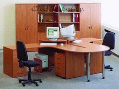 Мебель для персонала Eksmebel Вариант 1