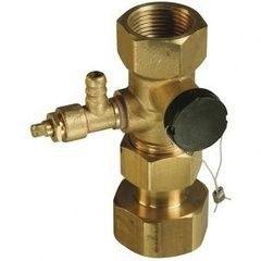 Запорная арматура Afriso Клапан для подключения расширительного бака ASK 77 934