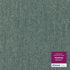 Линолеум Зеленый линолеум Tarkett Travertine Green 01