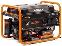 Генератор Генератор Daewoo Power GDA 3500DFE