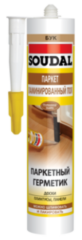 Герметик Герметик Soudal Паркетный 300 мл (клен/ясень)