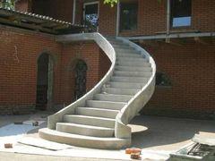 Лестница из бетона ИП Сопин А.В. Пример 160