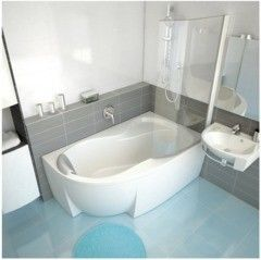 Экран под ванну Ravak Rosa 65 - 150 L, передняя панель