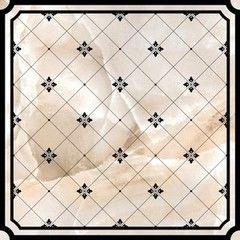 Плитка Бежевая плитка Керамин Пьемонт 3 400х400 CDB00012409