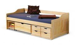 Детская кровать Детская кровать Halmar Maxima 2 (сосна)