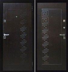 Входная дверь Входная дверь Йошкар Стройгост-7 МДФ/МДФ