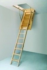 Чердачная лестница Чердачная лестница Fakro LWS Smart 60x130x305