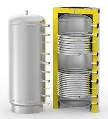 Буферная емкость S-Tank АТ Duo Heater (750 л.)