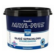 Шпатлевка Шпатлевка Sniezka Acryl-Putz FS20 Финиш 27 кг