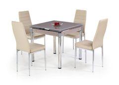 Обеденный стол Обеденный стол Halmar Kent (бежевый)