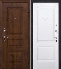 Входная дверь Входная дверь МеталЮр М9 золотой орех