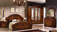 Спальня Слониммебель Джамиля М-2Д1