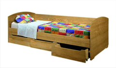 Детская кровать Детская кровать Гомельдрев ГМ 9292 (орех)