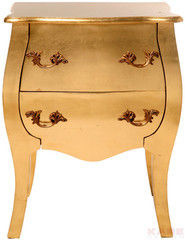 Туалетный столик Kare Dresser Romantic 2SK Gold Leaf 73360