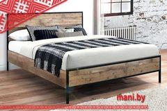 Кровать Кованая кровать Мани Фест Вудшер 1