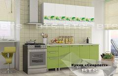 Кухня Кухня BTS Скарлетт 2,0